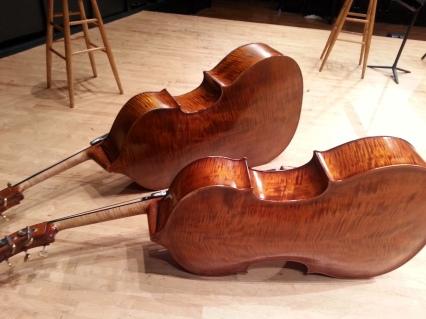 RobW and RobS Glenn Gould Studio